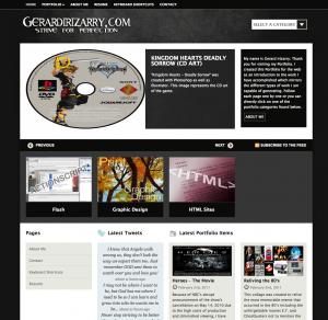 Gerard Irizarry.com